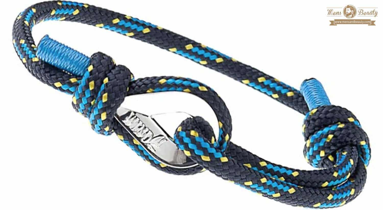 mejores pulseras para hombre cuerda wind passion pulsera nautica