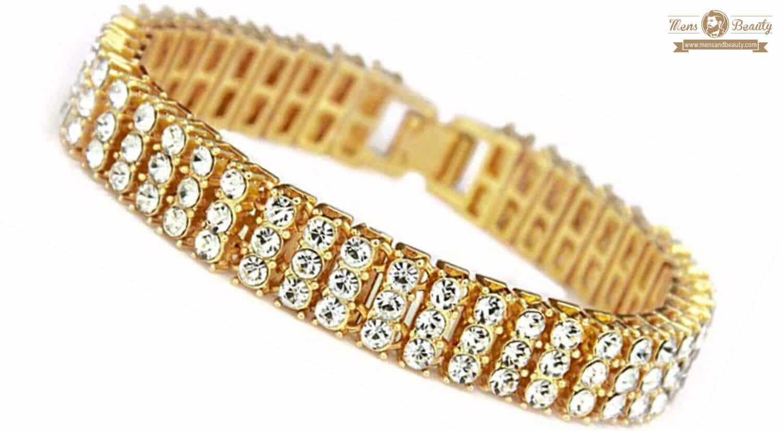 mejores pulseras para hombre diamante afcity
