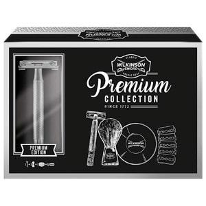 mejores regalos para hombres productos belleza kit afeitado premium collection wilkinson