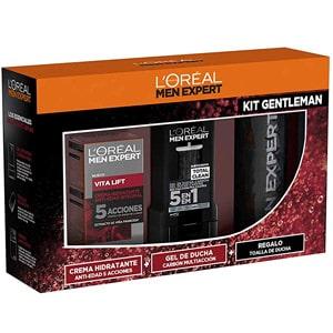 mejores regalos para hombres productos belleza kit gentleman loreal