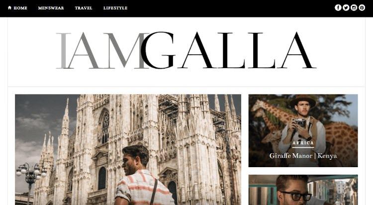 mejores blogs moda belleza masculina tendencias hombre iamgalla adam gallager