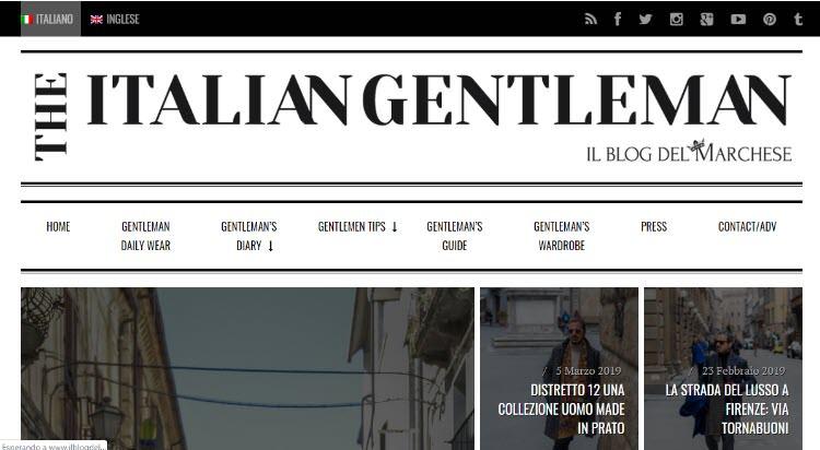 mejores blogs moda belleza masculina tendencias hombre ilblogdelmarchese the italian gentleman antonio a raff