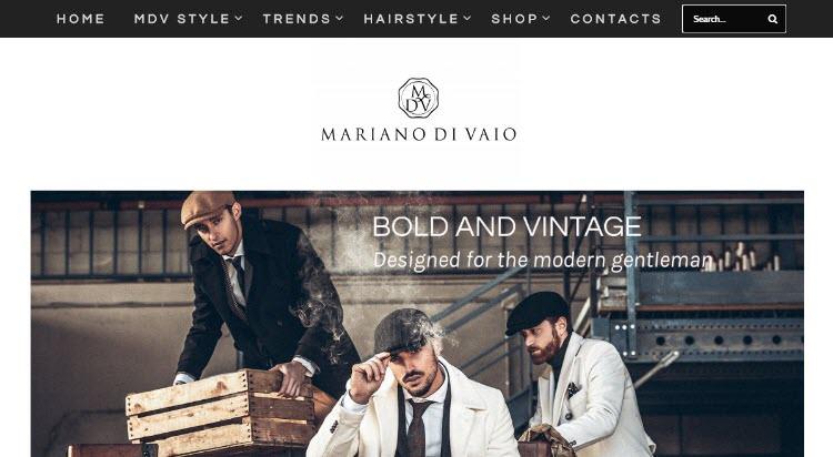 mejores blogs moda belleza masculina tendencias hombre mdv mariano di vaio