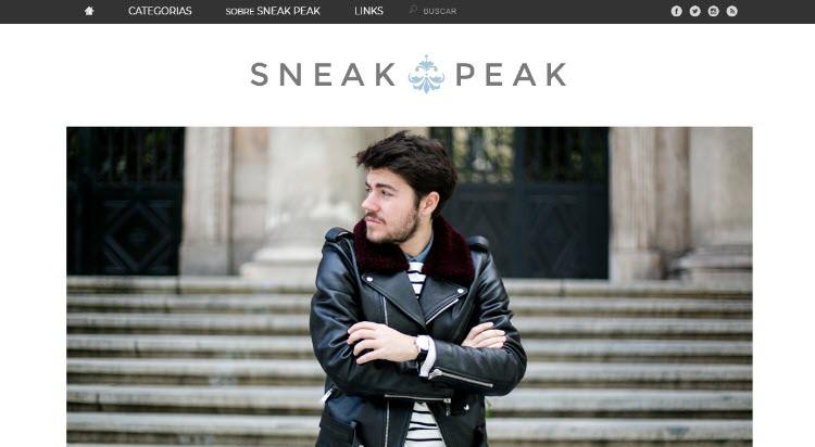 mejores blogs moda belleza masculina tendencias hombre sneak peak jorge redondo