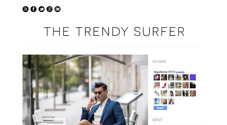mejores blogs moda belleza masculina tendencias hombre the trendy surfer ivan beneyto oscar moral