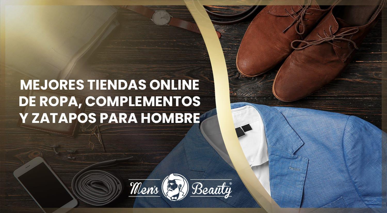 mejores tiendas online moda ropa hombre calzado complementos accesorios prendas masculinas