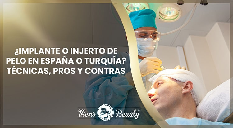 injerto implante trasplante capilar pelo españa turquia procedimiento tecnicas ventajas inconvenientes