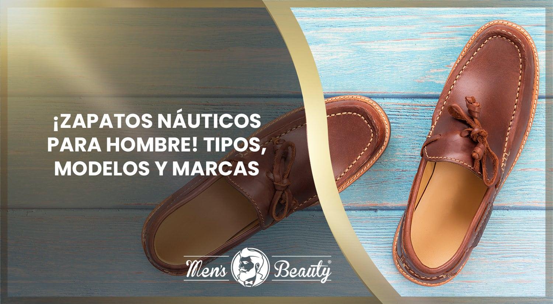▷ ¡Zapatos NÁUTICOS Hombre! 2 Tipos y 12 Modelos y Marcas </div>             </div>   </div>       </div>     <div class=