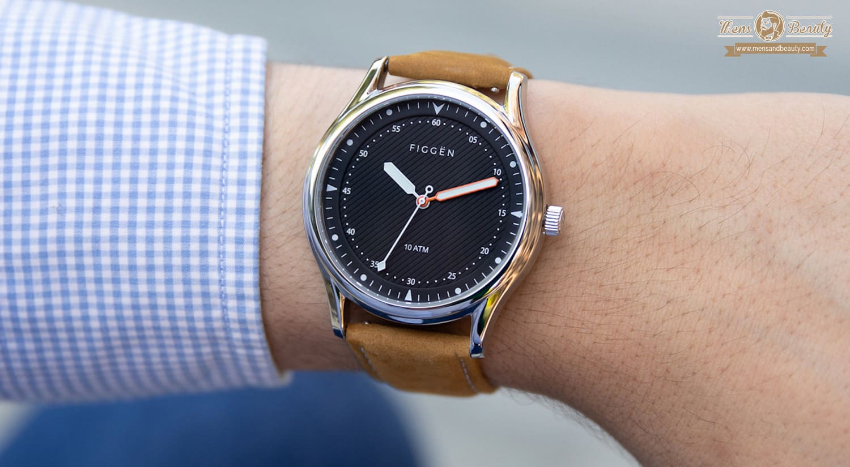figgenco manhattan series relojes hombre premium accesorios complementos masculinos
