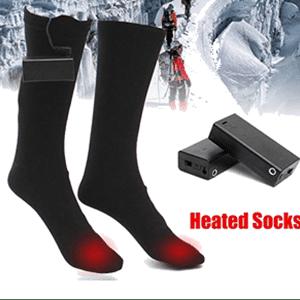 tipos calcetines hombre con calefaccion para botas zooarts