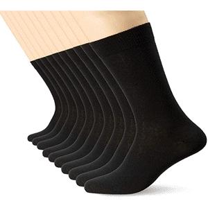 tipos calcetines hombre de algodon larga duracion fm london