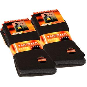 tipos calcetines hombre termicos tejido de rizo vca