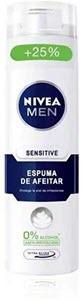 descuentos ofertas chollos belleza cuidado personal hombre espuma de afeitar nivea men sensitive