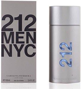 descuentos ofertas chollos belleza hombre perfume carolina herrera 212 nyc