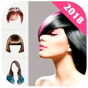 mejores apps belleza moda tendencias hombre mujer apple ios google android hairstyle changer