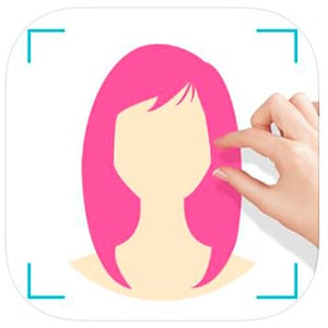 mejores apps belleza moda tendencias hombre mujer apple ios google android hairstyle makeover