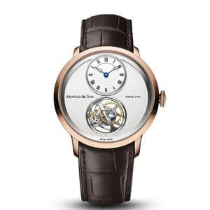 mejores marcas modelos relojes hombre masculino premium arnold son utte tourbillon
