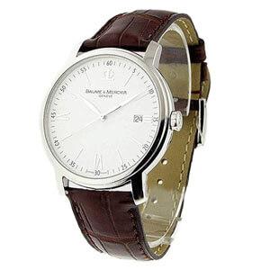 mejores marcas modelos relojes hombre masculino premium baume mercier classima