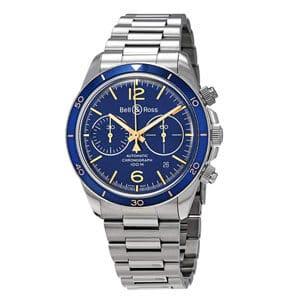 mejores marcas modelos relojes hombre masculino premium bell ross aeronavale br22-94