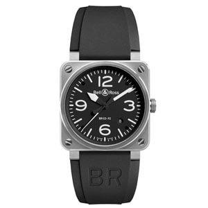mejores marcas modelos relojes hombre masculino premium bell ross aviation br03-92