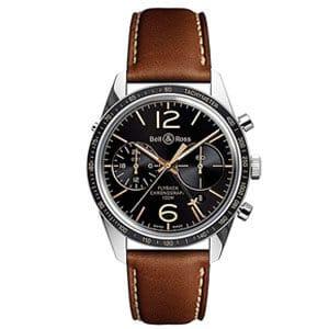 mejores marcas modelos relojes hombre masculino premium bell ross vintage br-126