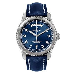 mejores marcas modelos relojes hombre masculino premium breitling navitimer