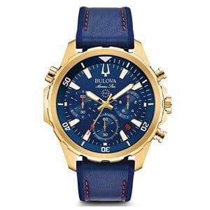 mejores marcas modelos relojes hombre masculino premium bulova marine star