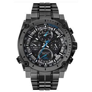 mejores marcas modelos relojes hombre masculino premium bulova precisionist