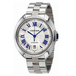 mejores marcas modelos relojes hombre masculino premium cartier cle de cartier