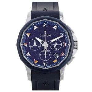 mejores marcas modelos relojes hombre masculino premium corum admiral legend 42