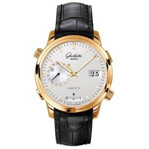 mejores marcas modelos relojes hombre masculino premium glashutte original senator diary