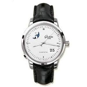 mejores marcas modelos relojes hombre masculino premium glashutte panomaticlunar
