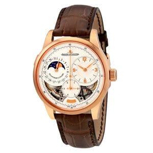 mejores marcas modelos relojes hombre masculino premium jaeger lecoultre duometre quantieme lunaire