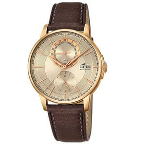 mejores marcas modelos relojes hombre masculino premium lotus multifunction