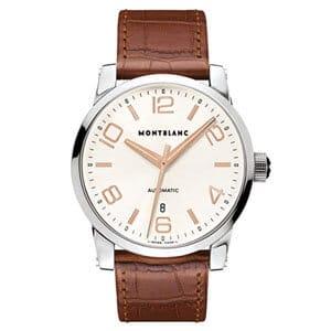 mejores marcas modelos relojes hombre masculino premium montblanc timewalker