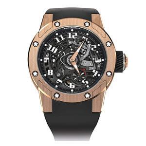 mejores marcas modelos relojes hombre masculino premium richard mille rm 63-01