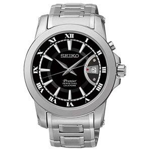 mejores marcas modelos relojes hombre masculino premium seiko premier perpetual calendar