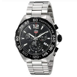 mejores marcas modelos relojes hombre masculino premium tag heuer formula 1