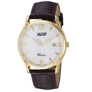mejores marcas modelos relojes hombre masculino premium tissot heritage visodate