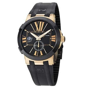 mejores marcas modelos relojes hombre masculino premium ulysse nardin executive dual time