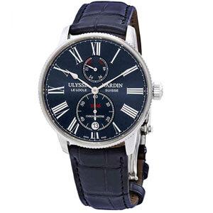 mejores marcas modelos relojes hombre masculino premium ulysse nardin marine