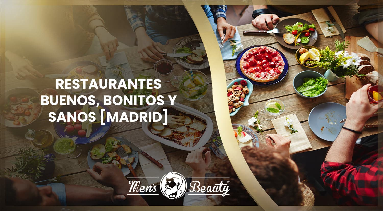 mejores restaurantes comida sana saludable healthy madrid