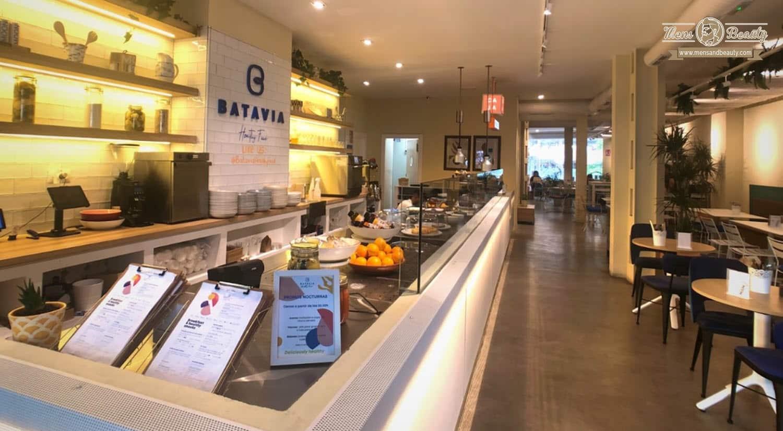 mejores restaurantes comida sana saludables healthy madrid batavia healthy food