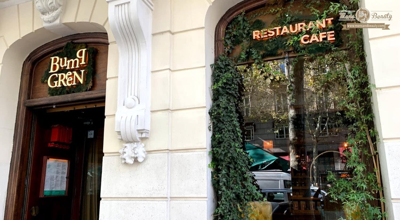 mejores restaurantes comida sana saludables healthy madrid bump green