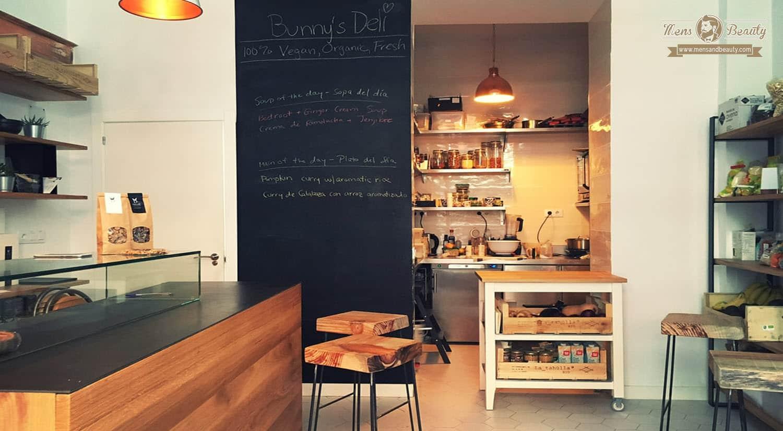 mejores restaurantes comida sana saludables healthy madrid bunnys deli