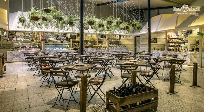 mejores restaurantes comida sana saludables healthy madrid el huerto de lucas