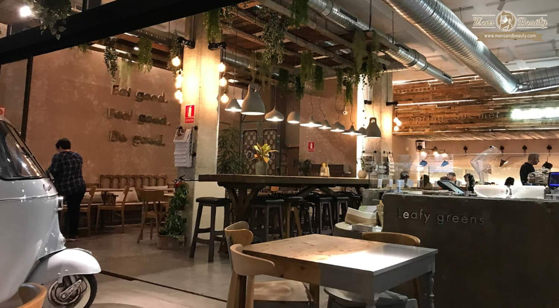 mejores restaurantes comida sana saludables healthy madrid honest greens