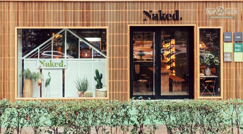 mejores restaurantes comida sana saludables healthy madrid naked concept