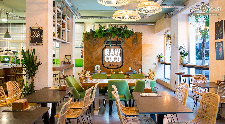 mejores restaurantes comida sana saludables healthy madrid rawcoco