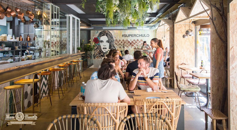 mejores restaurantes comida sana saludables healthy madrid superchulo